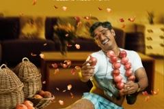 """Ajeet Kumar in Official Poster of his Debut Hindi Bollywood Film """"Umakant Pandey Purush Ya.....?"""""""