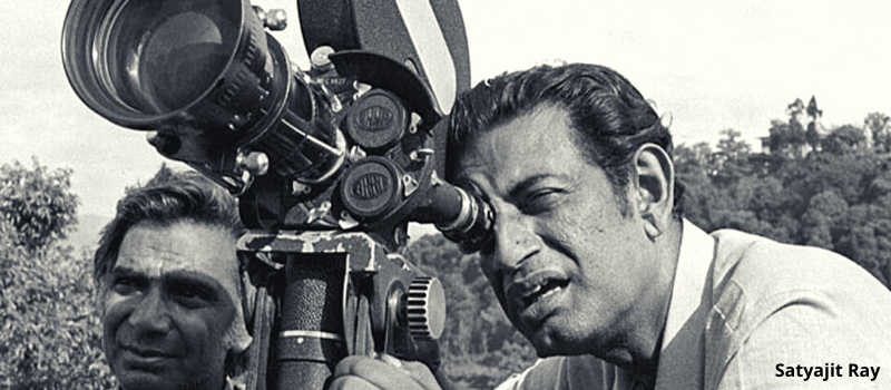 Satyajit Ray | Reeling Media Services